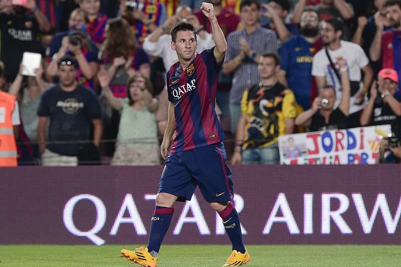 Sem poder contratar, Barça terá de contar com o talento de Messi