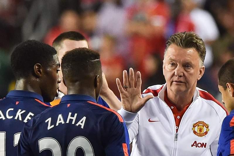 Louis Van Gaal critica calendário da liga inglesa
