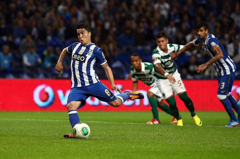 FC Porto-Sporting: Josué