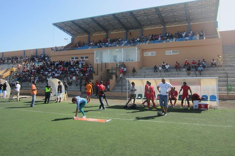 estadio municipal de Porto Novo