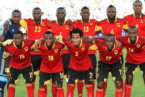 angola futebol