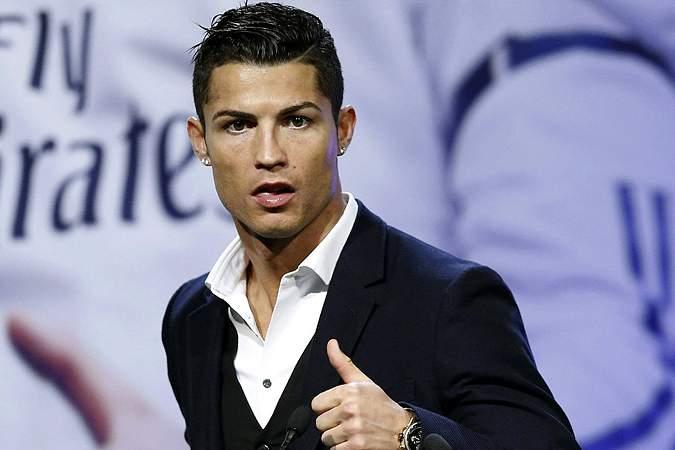 """Ronaldo: """"Vamos todos ajudar a bebé Margarida!"""""""