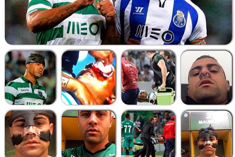 Instagram de Mauricio do Sporting
