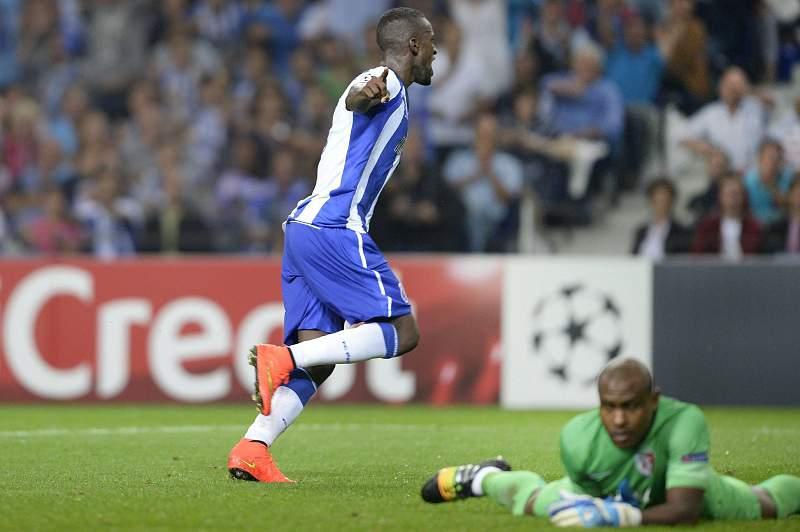 Jackson marcou o segundo golo frente ao Lille