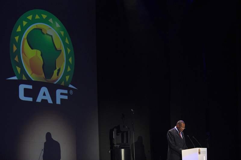 Issa Ayatou, presidente da CAF