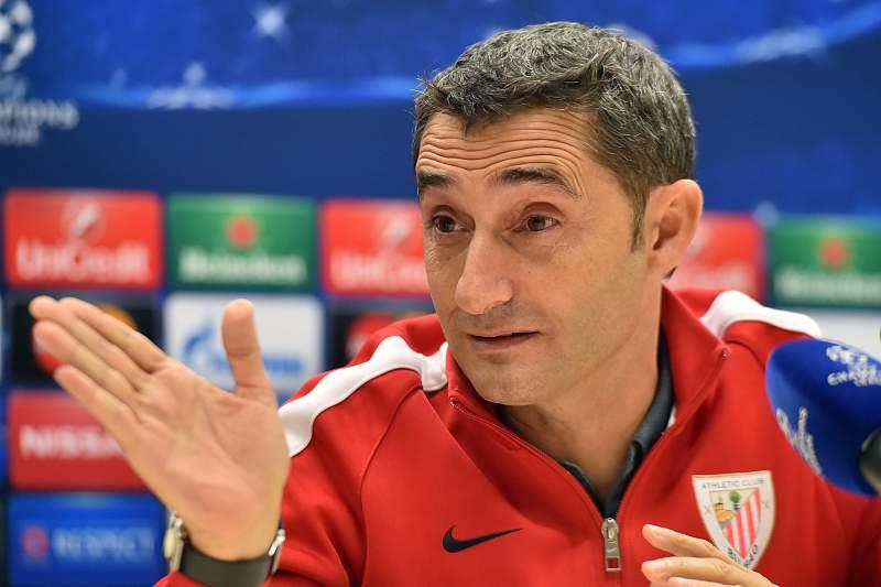 Ernesto Valverde, treinador do Athletic Bilbao
