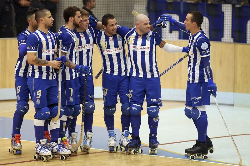 Equipa do FC Porto de hóquei em patins