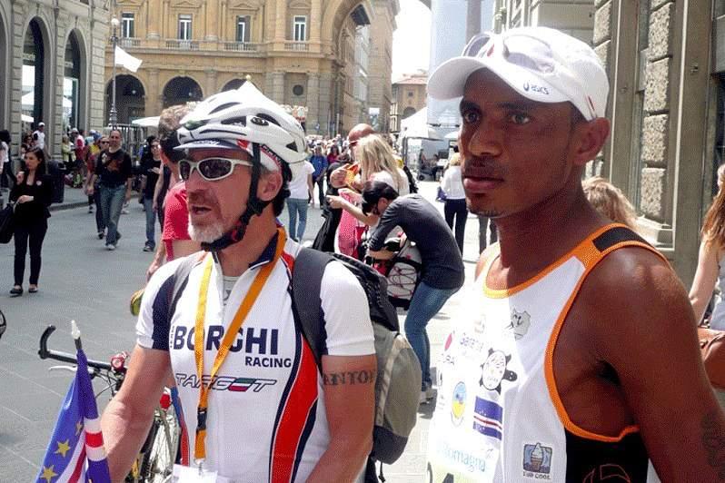 Cabo Verde brilha na Ultramaratona de Millau