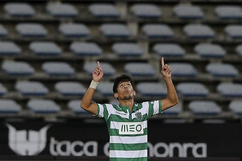 André Martins dá vitória ao Sporting
