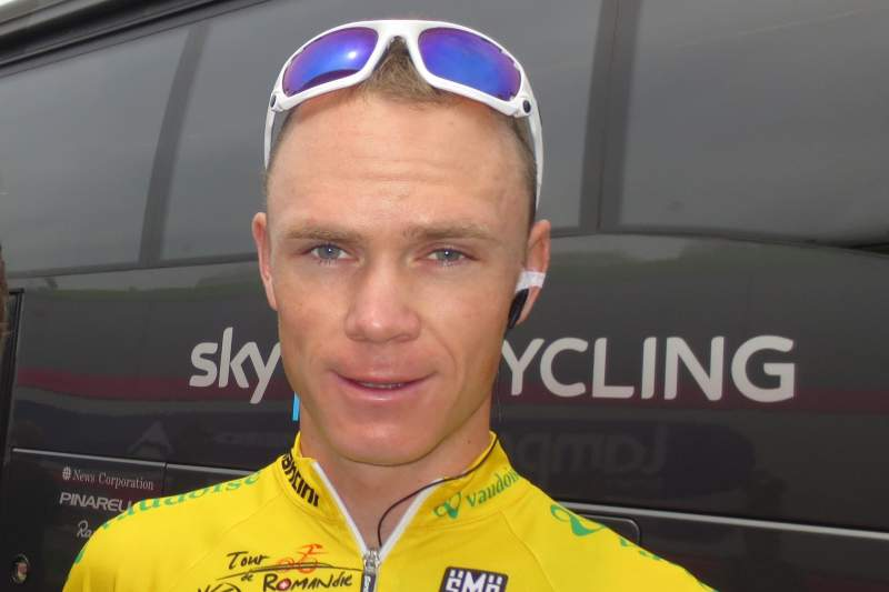 Froome, ciclismo
