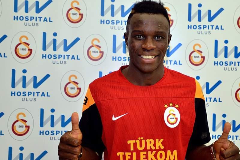 Bruma trocou o Galatasaray pela Real Sociedad