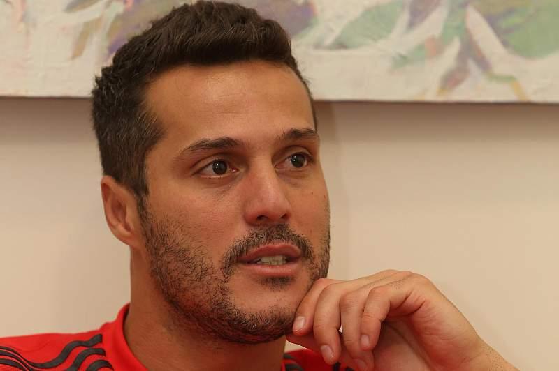 Júlio César motivado para o Benfica