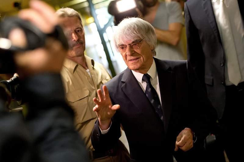 Bernie Ecclestone, 'patrão' da Fórmula 1
