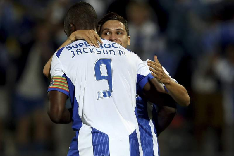 Quintero e Jackson