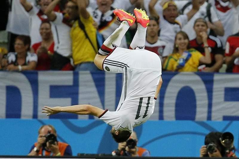 Klose é o melhor marcador de sempre de Mundiais