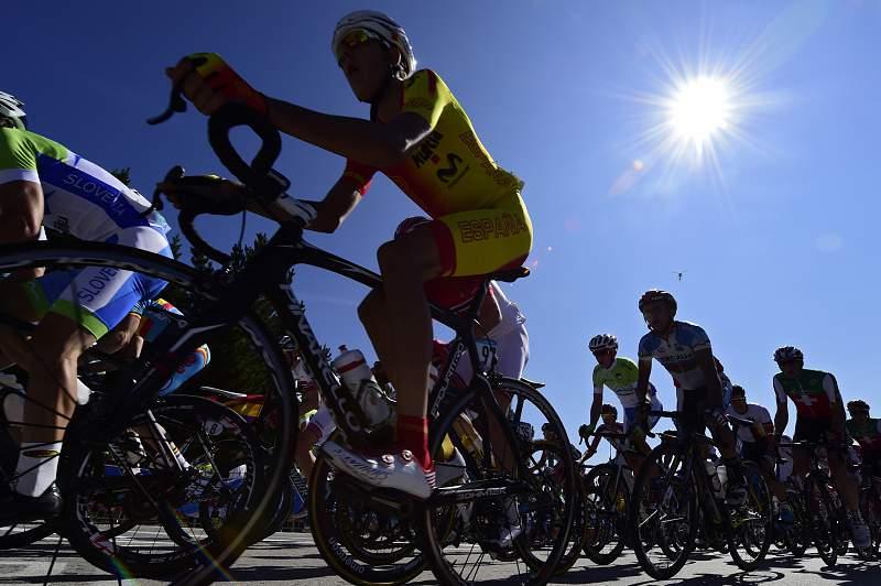 Mundiais de ciclismo em Ponferrada