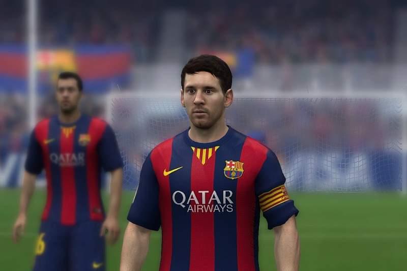 Messi virtual
