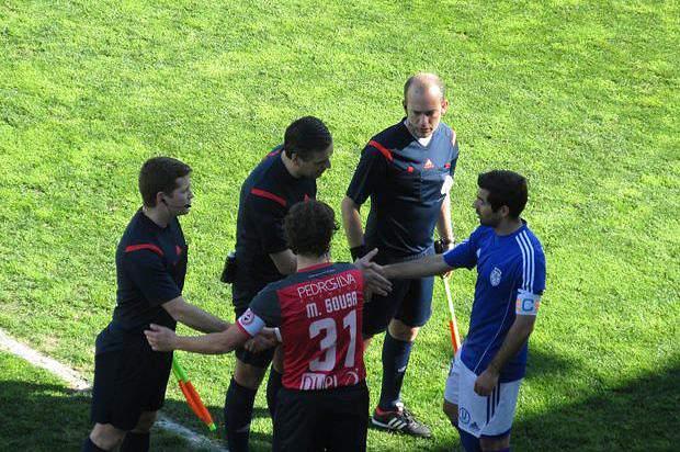 Feirense venceu Trofense por 2-0