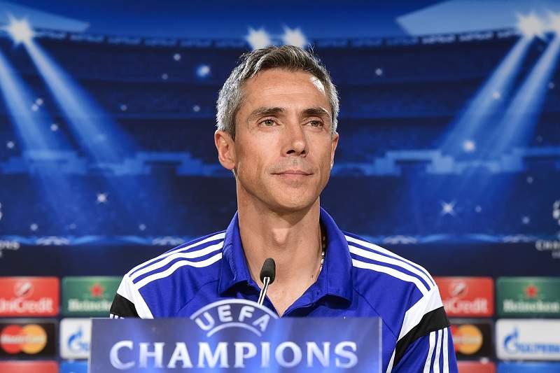 Paulo Sousa estreia-se na Champions