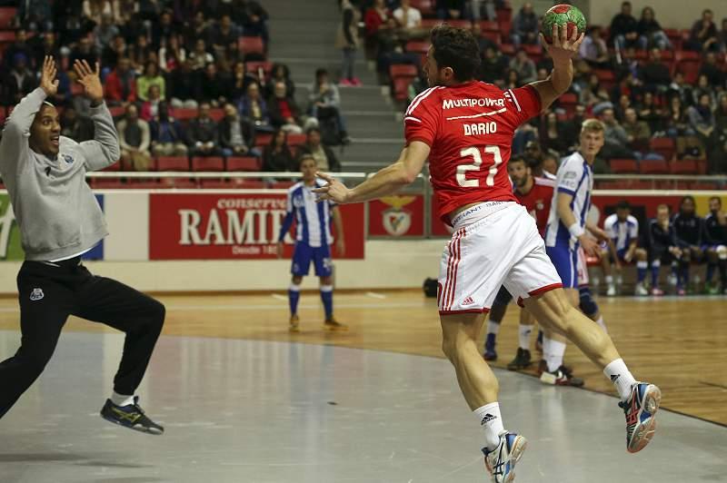 Andebol Benfica vs FC Porto