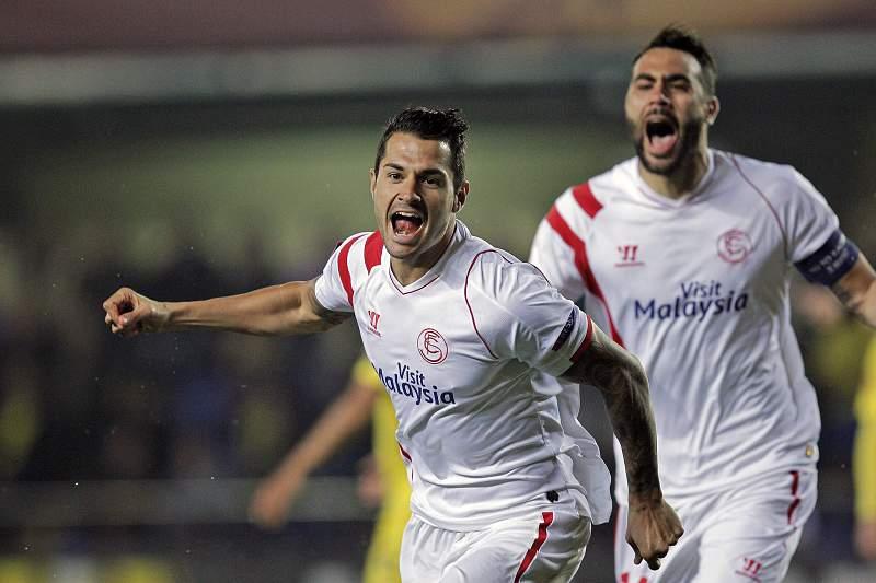 Vitolo celebra golo