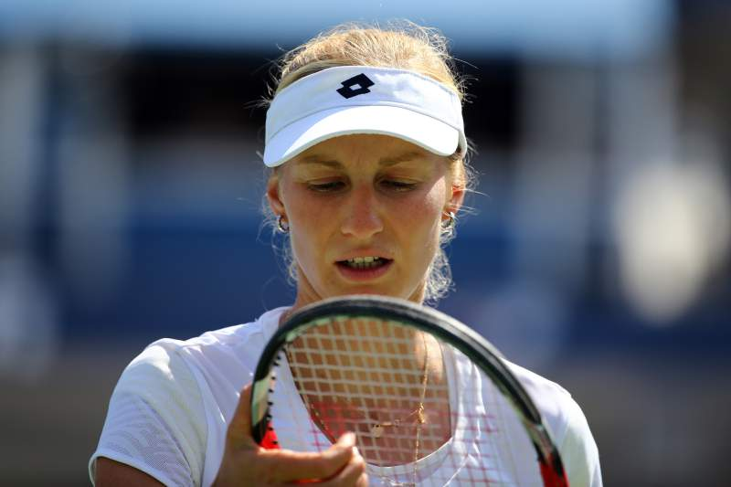Ekaterina Makarova derrota no US Open