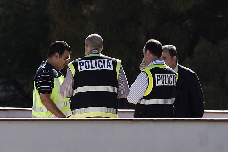 Polícia Barcelona