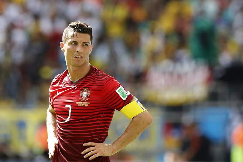 Portugal cai no ranking da FIFA