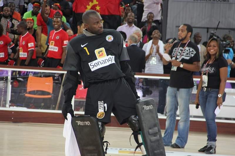 Angola entrou a ganhar no Mundial2015