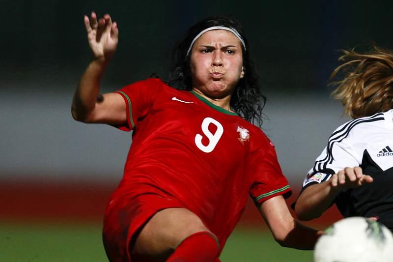 FIFA Women's Champions World Cup 2015 qualifying round Portugal vs Belgium