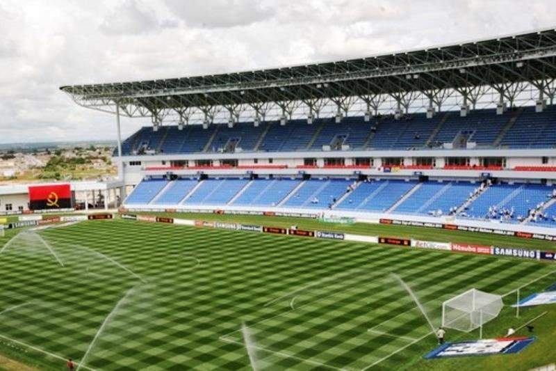 Estadio da Tundavala, Angola