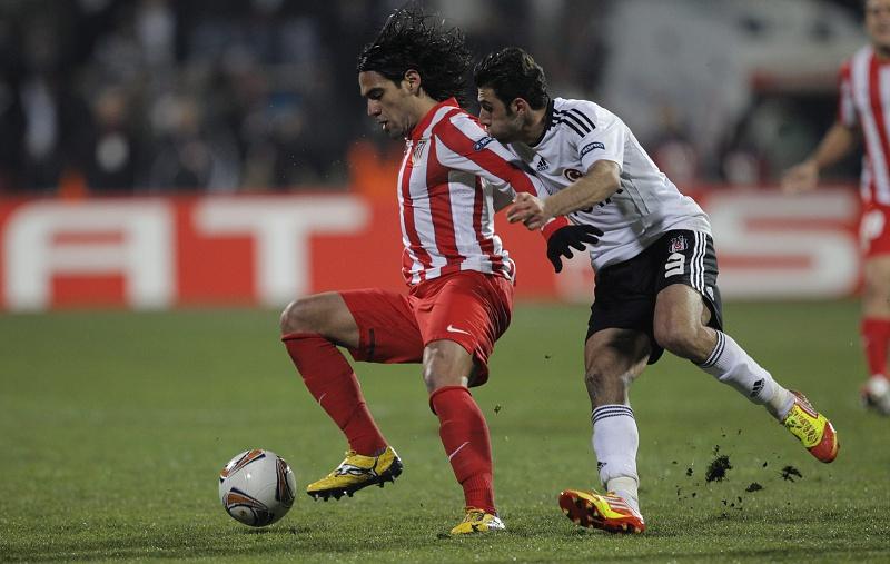 LE: Besiktas - Atl. Madrid