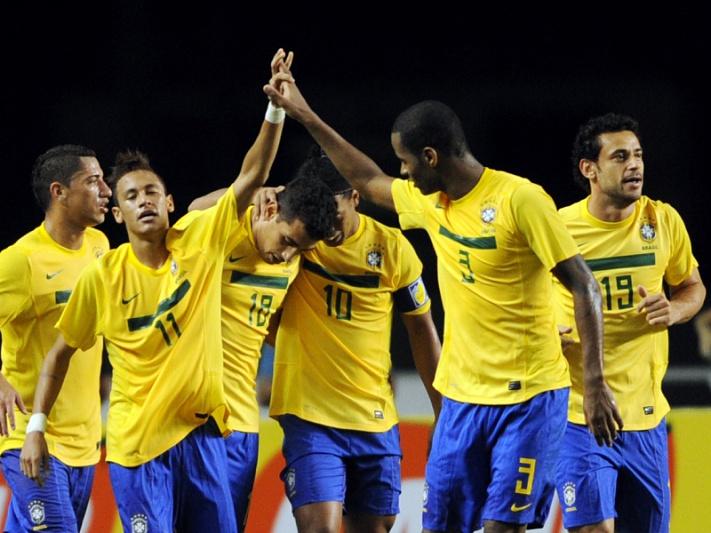 Brasil vence Argentina nos descontos
