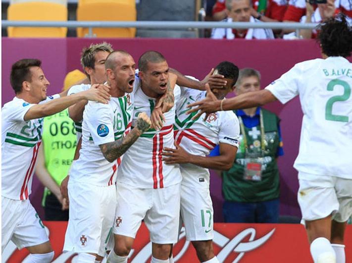 Varela põe Portugal a respirar