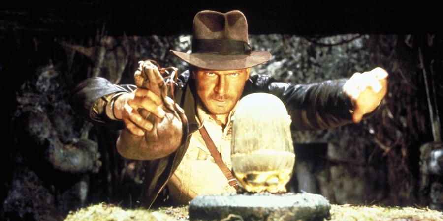 Imagem do filme Os Salteadores da Arca Perdida