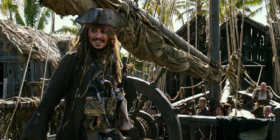 Resultado de imagem para piratas das caraíbas homens mortos não contam histórias
