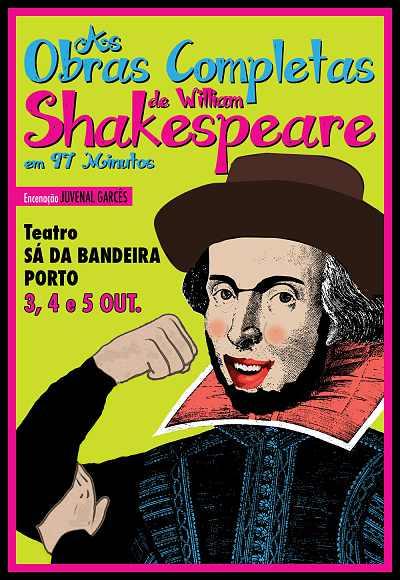 As Obras Completas De W. Shakespeare Em 97 Minutos