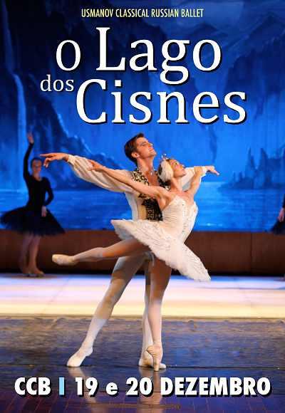 O Lago Dos Cisnes I Usmanov Classical R. Ballet
