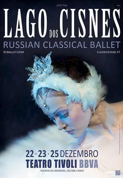 O Lago Dos Cisnes I Russian Classical Ballet