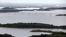 Armazenamento de água em março subiu em seis bacias hidrográficas