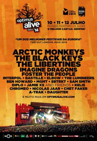 Optimus Alive\'14
