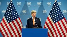 Síria: Chefes da diplomacia russa e norte-americana reúnem-se em Zurique