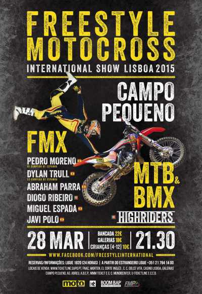 Freestyle Motocross International Show