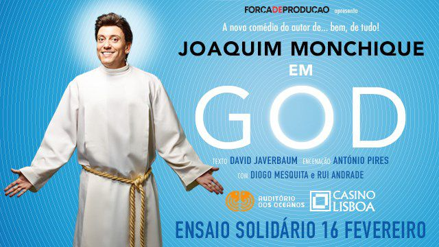 GOD I ENSAIO SOLIDÁRIO