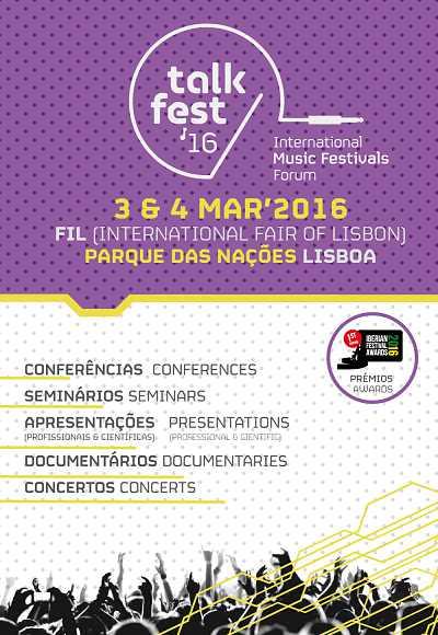 Talkfest International Music Festivals Forum