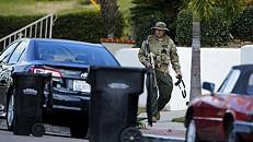 Tiroteio nos EUA: Centro Médico Naval de San Diego emite alerta contra atirador