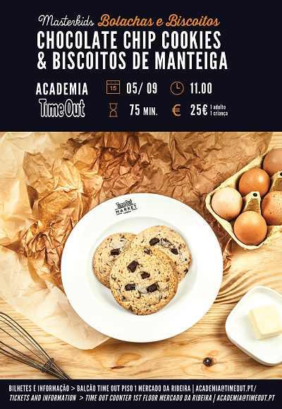 Workshop Masterkids I Bolachas E Biscoitos