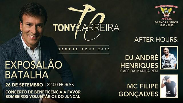 TONY CARREIRA + AFTER HOURS