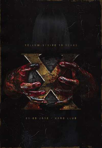 Yellow-Stripe 10 Years @ Hard Club