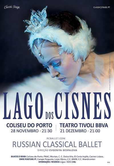 O Lago Dos Cisnes   Russian Classical Ballet